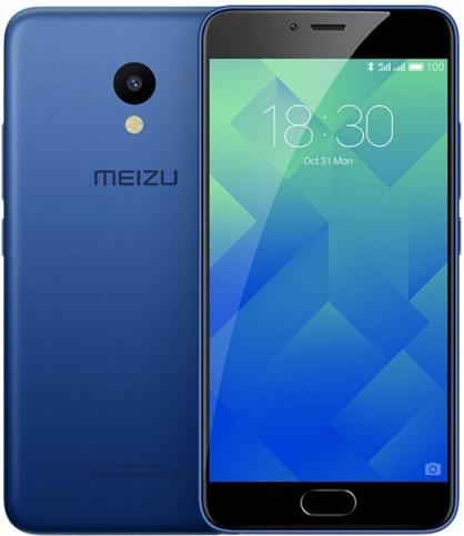 Смартфон Meizu M5 (M611H) 32Gb Blue