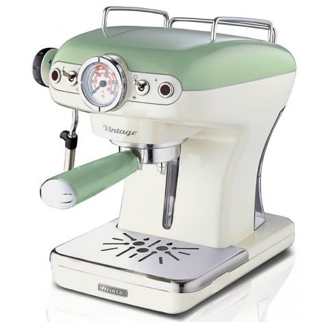 Кофеварка ARIETE 1389 Vintage Green