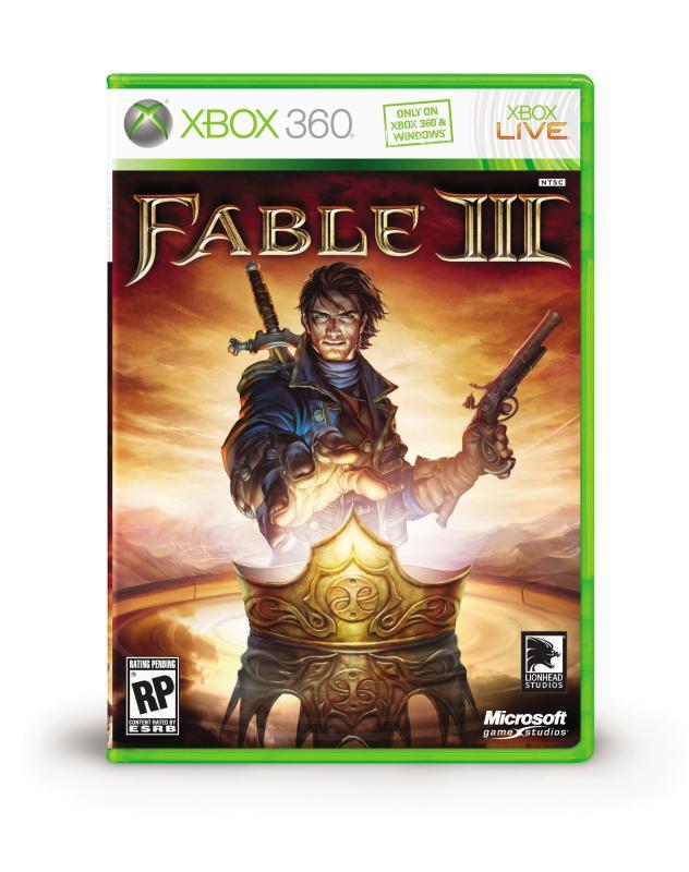 Fable III (LZD-00016)