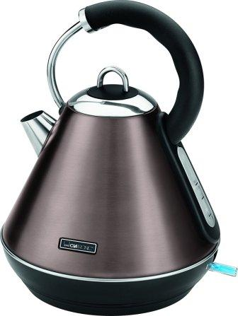 Чайник электрический  CLATRONIC WKS 3625 champagner