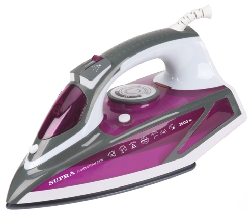 Утюг SUPRA IS 2605 фиолетовый