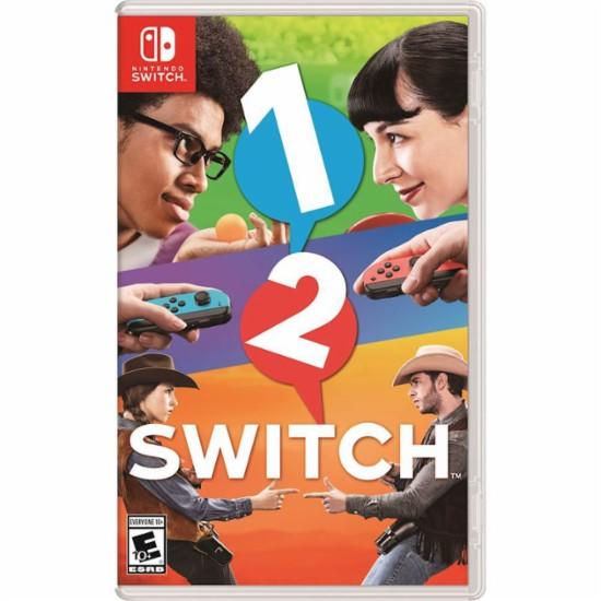 Игра для PSP 1-2-Switch