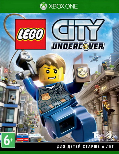 LEGO CITY Undercover (Xbox One русская версия)