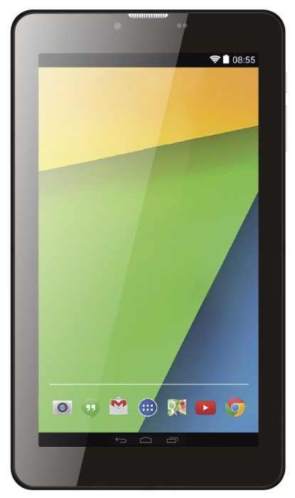 Планшет SUPRA M74B 3G (7.0) IPS 8Gb/3G/Black