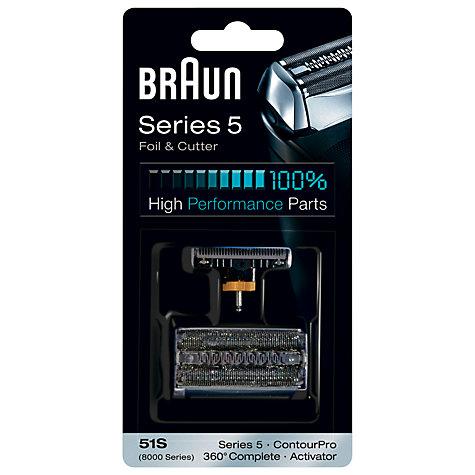 сетки и блоки для бритв Braun