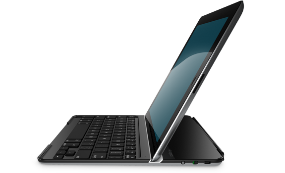 Клавиатура для планшетного ПК Logitech Real Brand Technics 3088.000