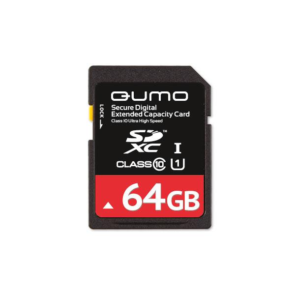 Карта памяти Qumo Real Brand Technics 2089.000