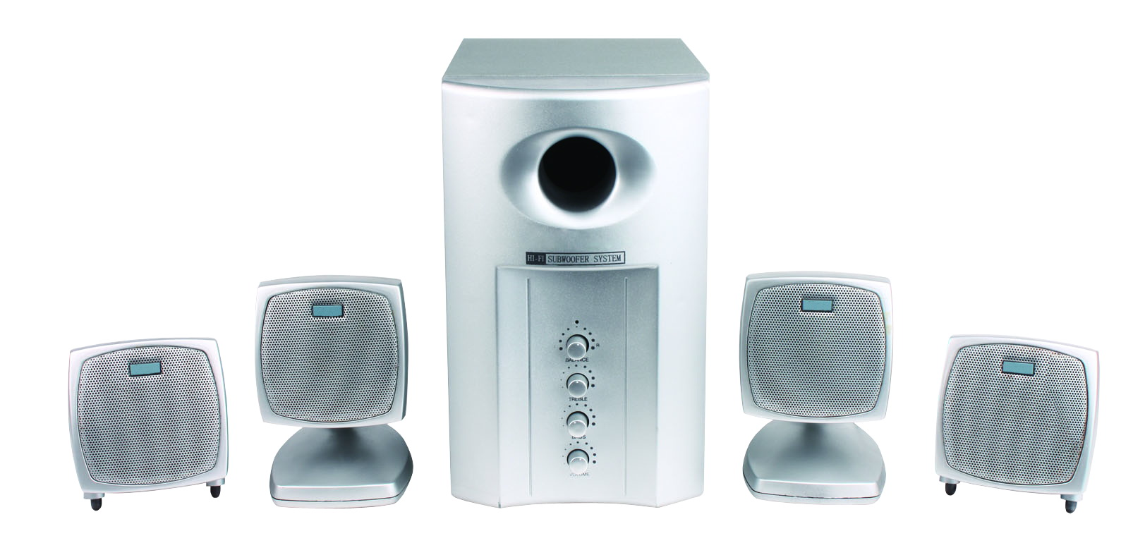 Акустическая система Excomp Real Brand Technics 1199.000