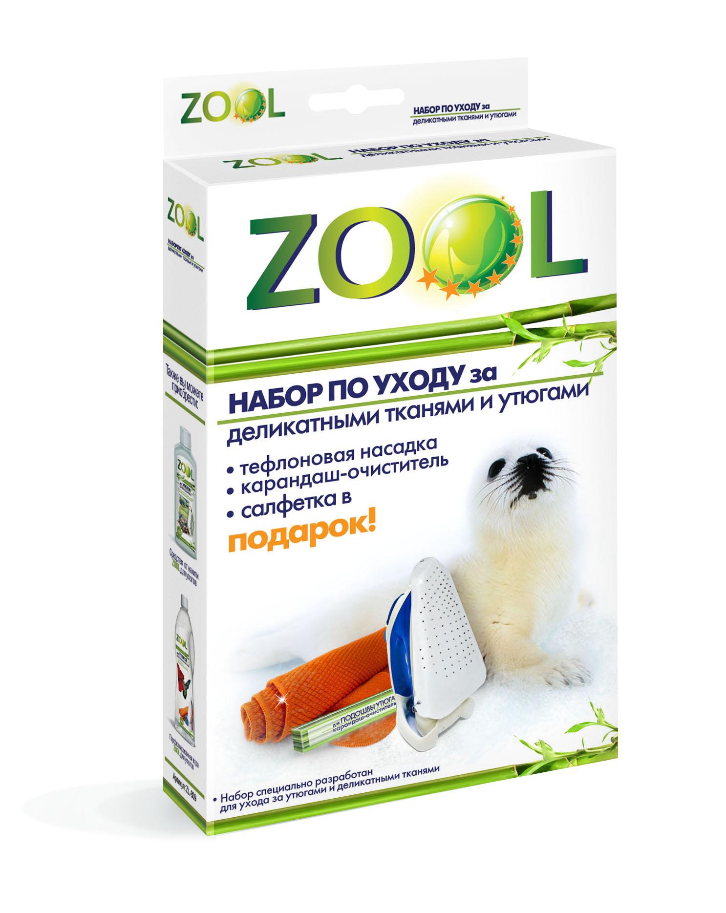 Аксессуары для утюгов Zool Real Brand Technics 351.000