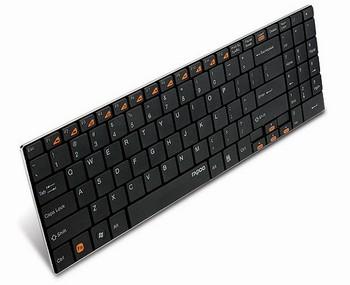 Клавиатура беспроводная Rapoo Real Brand Technics 949.000