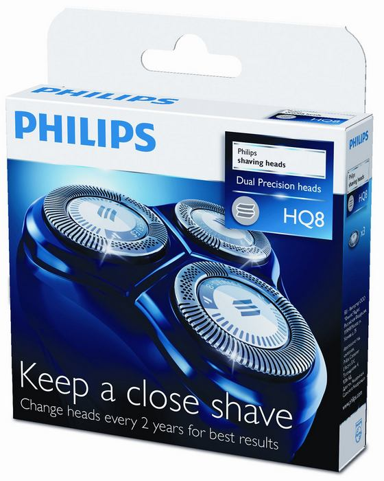 сетки и блоки для бритв Philips Real Brand Technics 1804.000