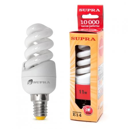 Лампочки энергосберегающие Supra
