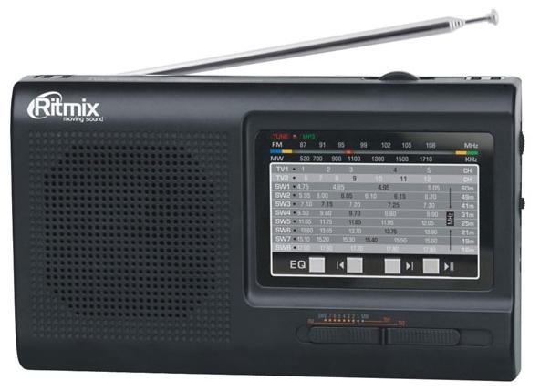 Радиоприемник Ritmix Real Brand Technics 999.000