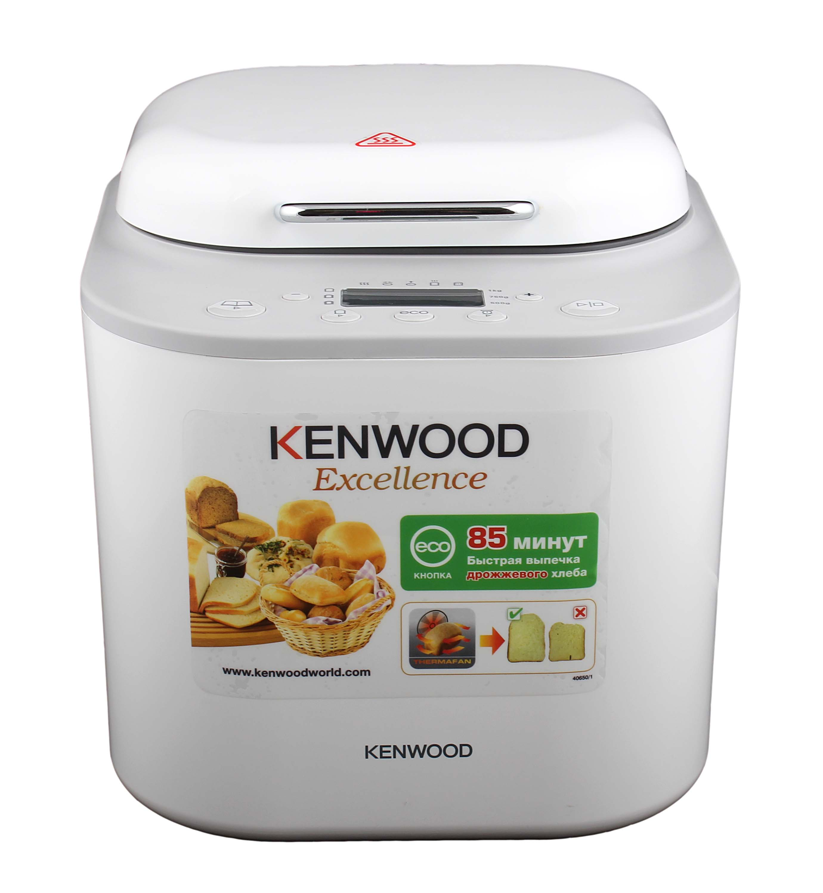 Хлебопечка Kenwood Real Brand Technics 7999.000