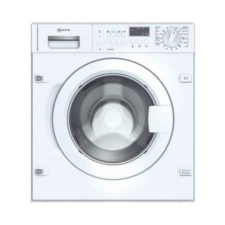 Встраиваемые стиральные машины Neff
