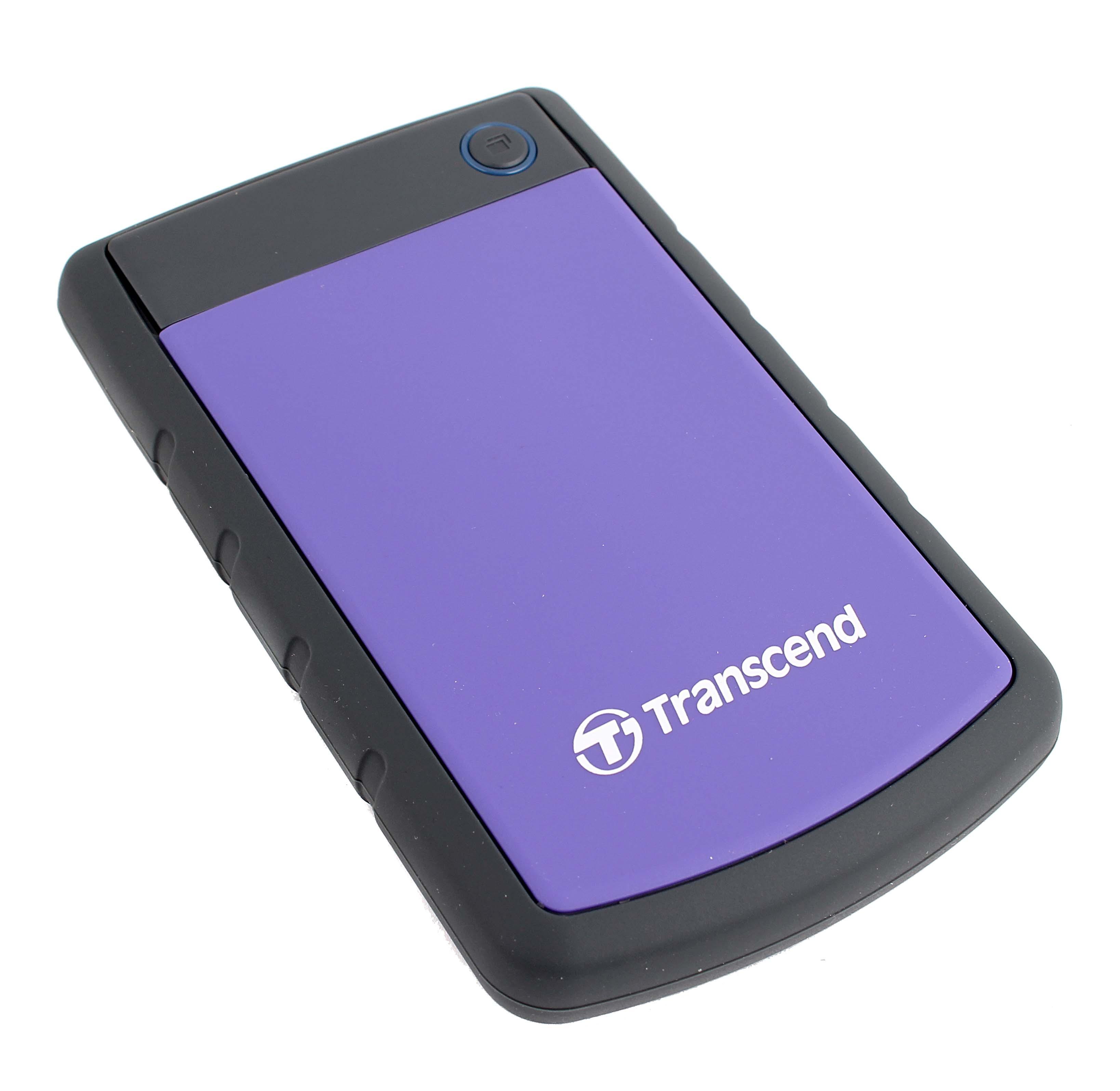 Внешний жесткий диск Transcend