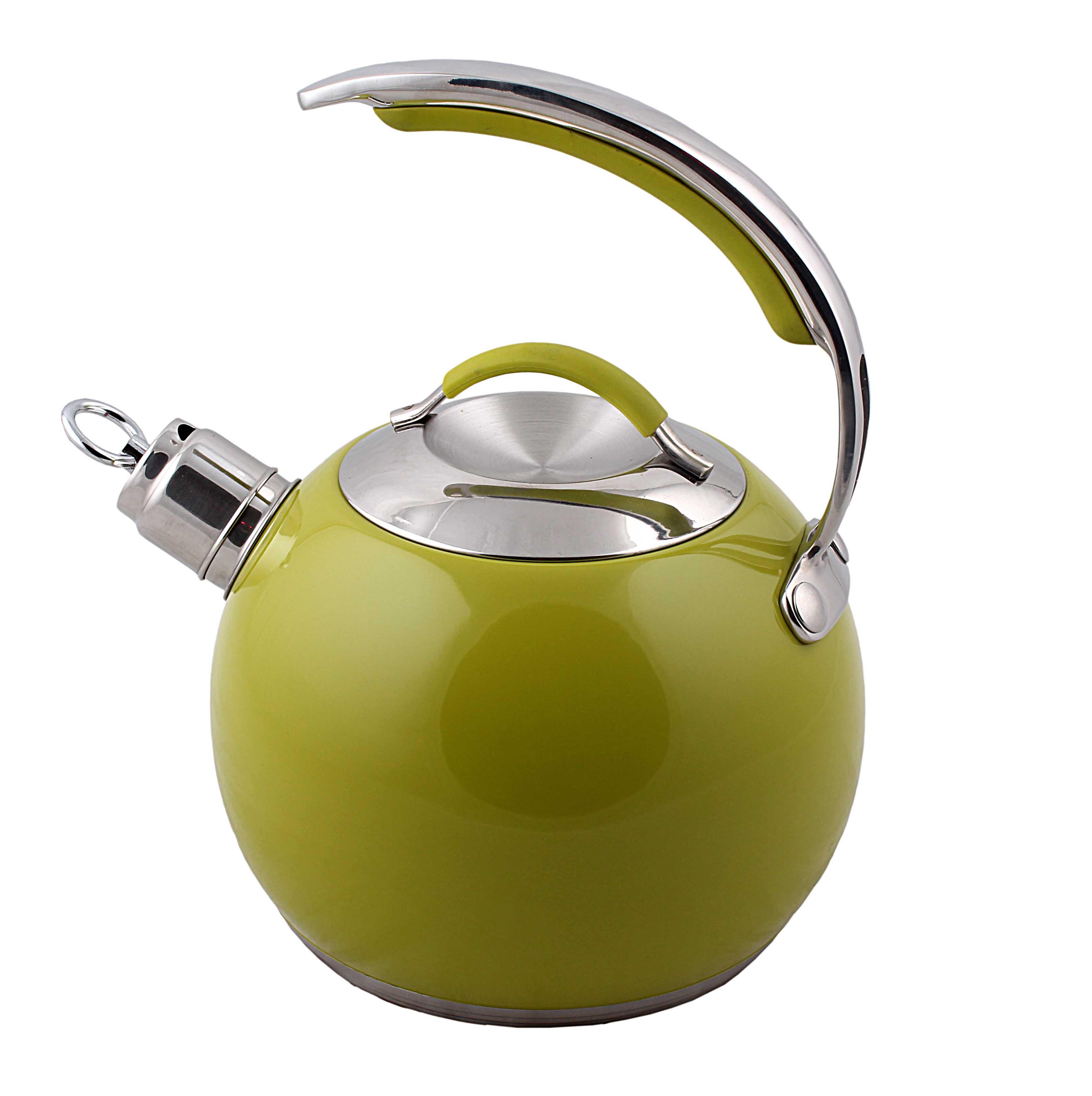 чайник металлический Mallony Real Brand Technics 1092.000