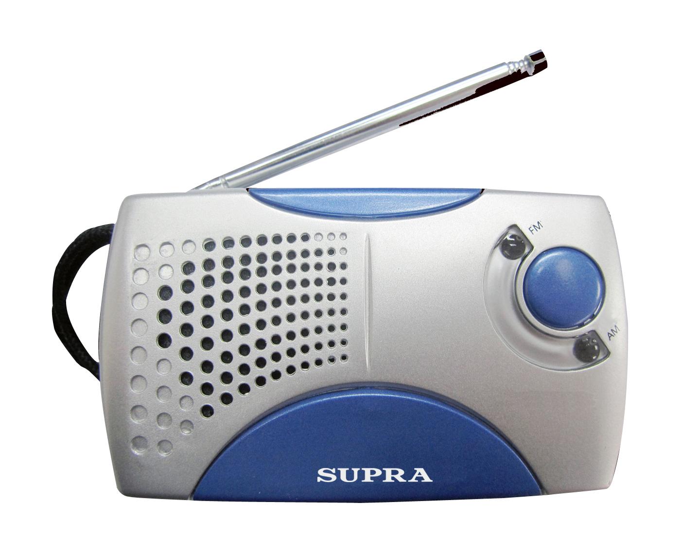 Радиоприемник Supra