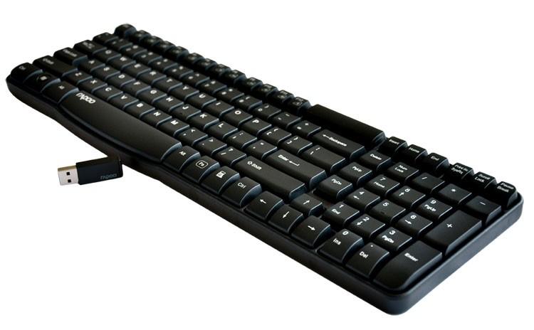 Клавиатура беспроводная Rapoo