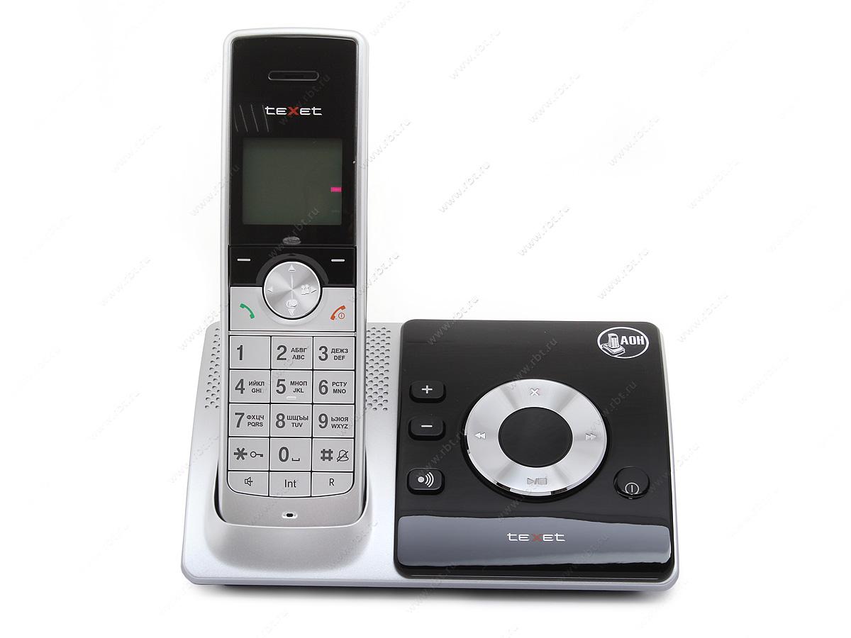 Радиотелефон Texet