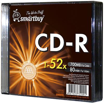 CD-диск Verbatim Real Brand Technics 24.000