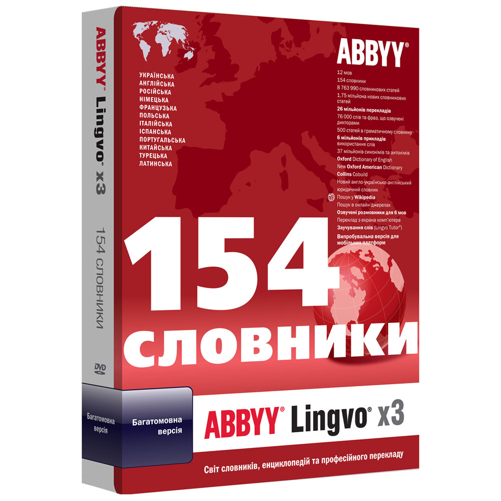 Компьютерная программа Abbyy
