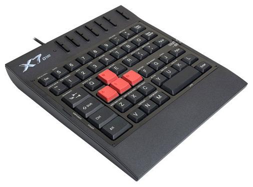 Клавиатура проводная A4tech