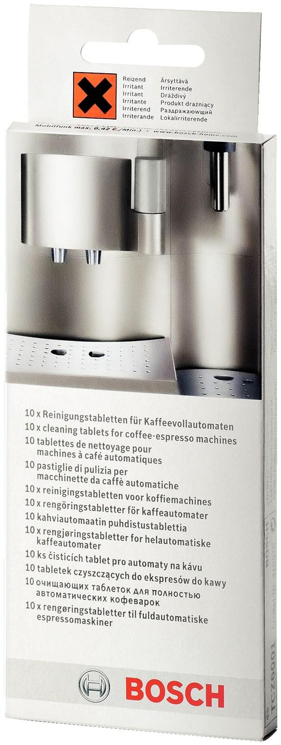 чистящие средства для кофеварок Bosch Real Brand Technics 341.000
