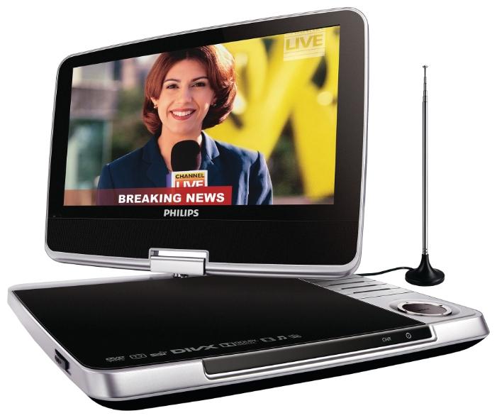 Портативный DVD Philips Real Brand Technics 4810.000