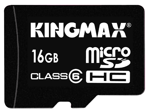 Карта памяти Kingmax Real Brand Technics 659.000