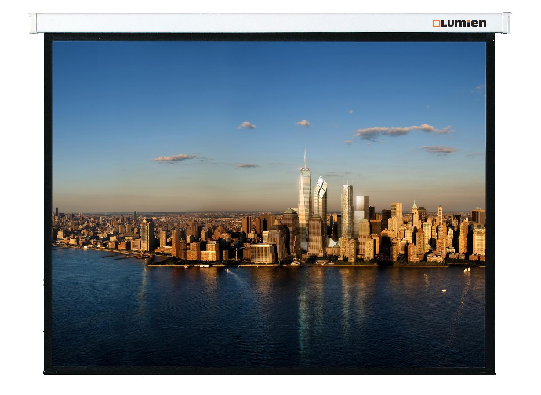 Экран для проектора Lumien