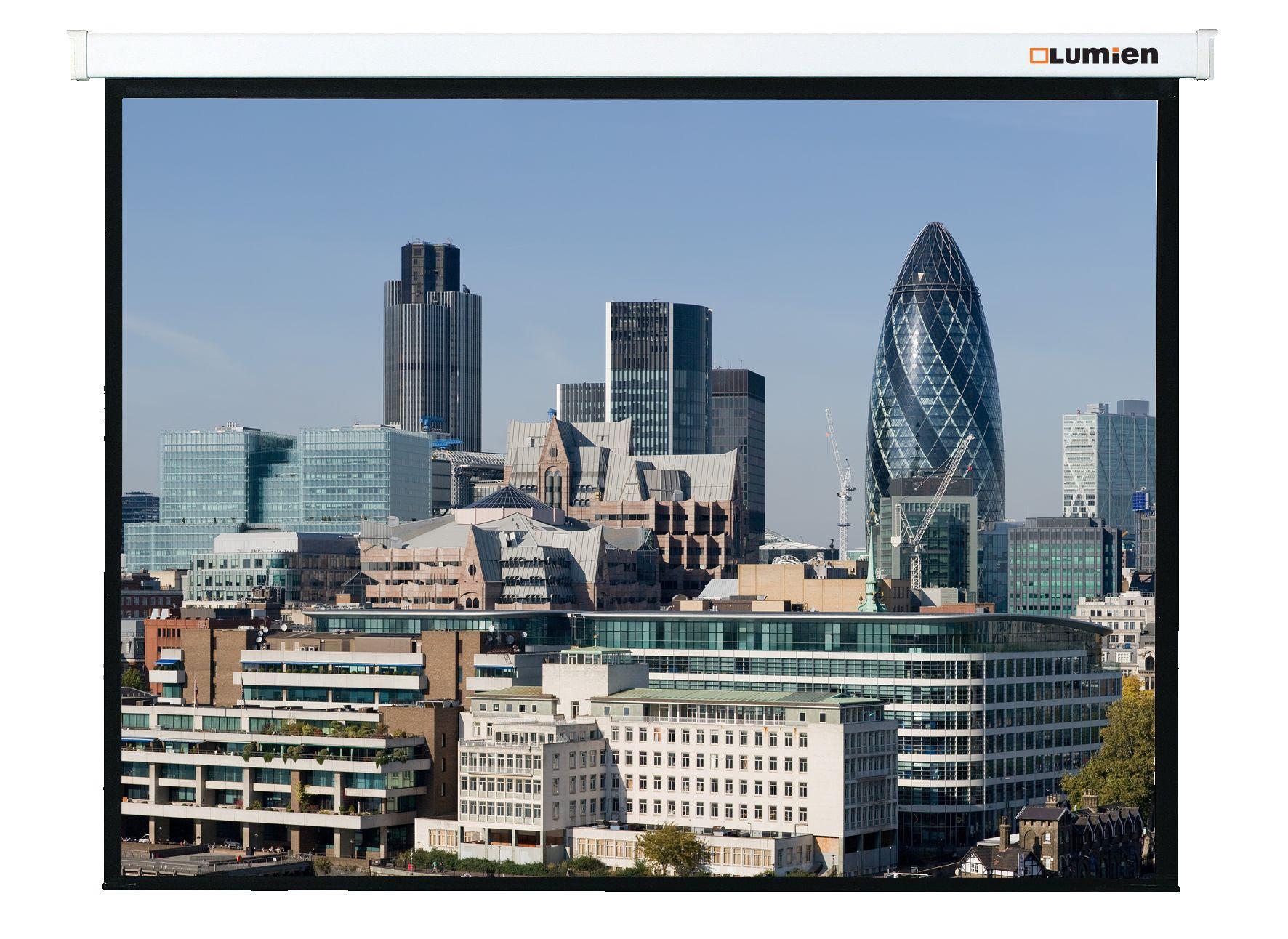 Экран для проектора Lumien Real Brand Technics 18930.000