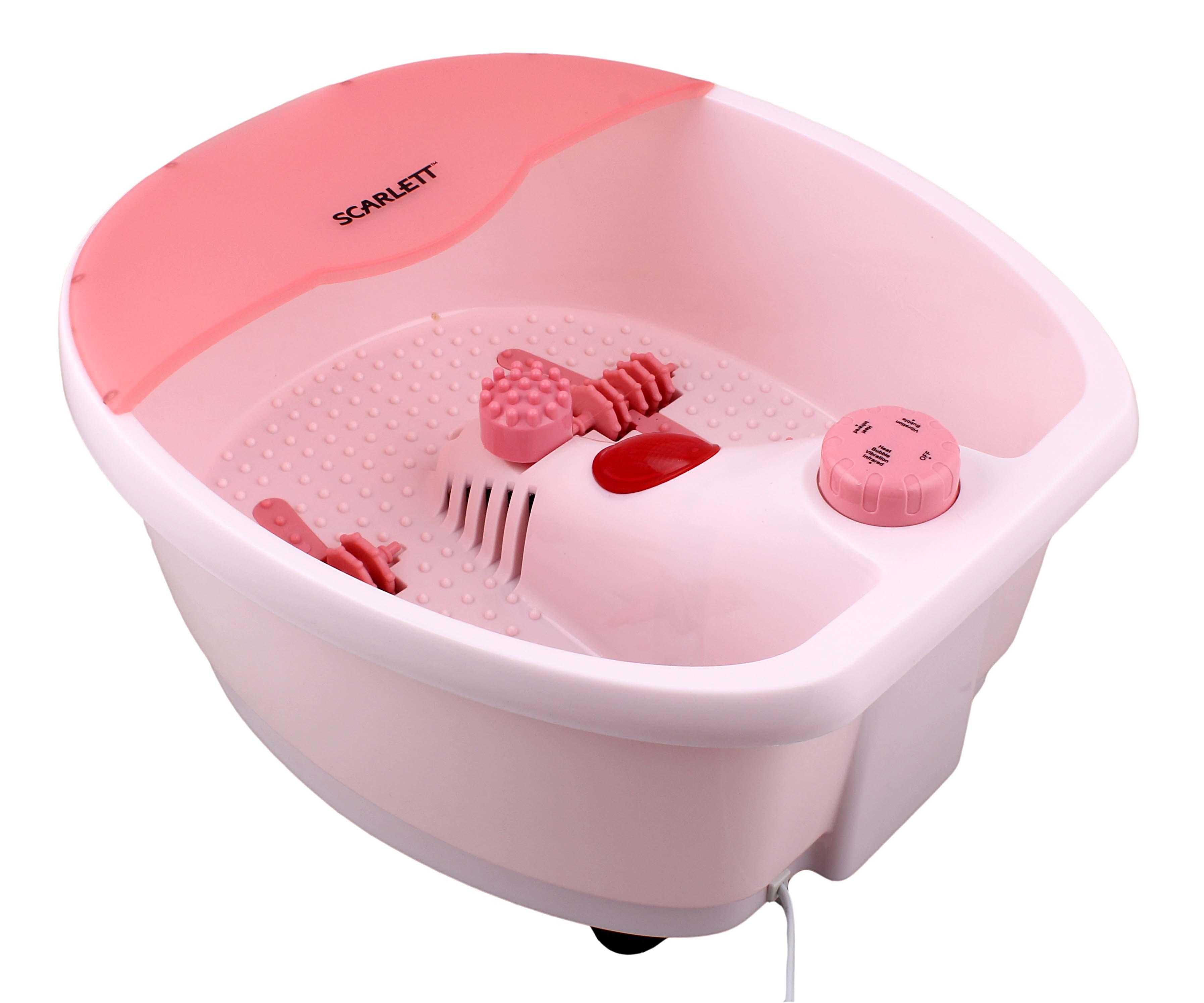 Массажные ванны Scarlett Real Brand Technics 1980.000