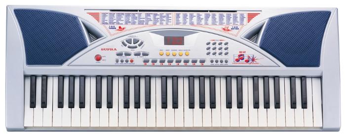 Музыкальный инструмент Supra Real Brand Technics 2295.000