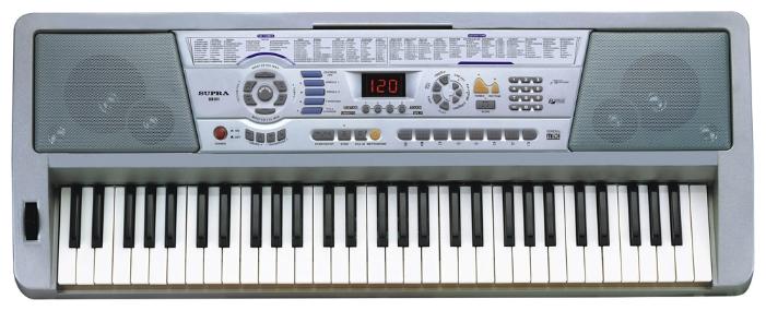 Музыкальный инструмент Supra Real Brand Technics 3560.000