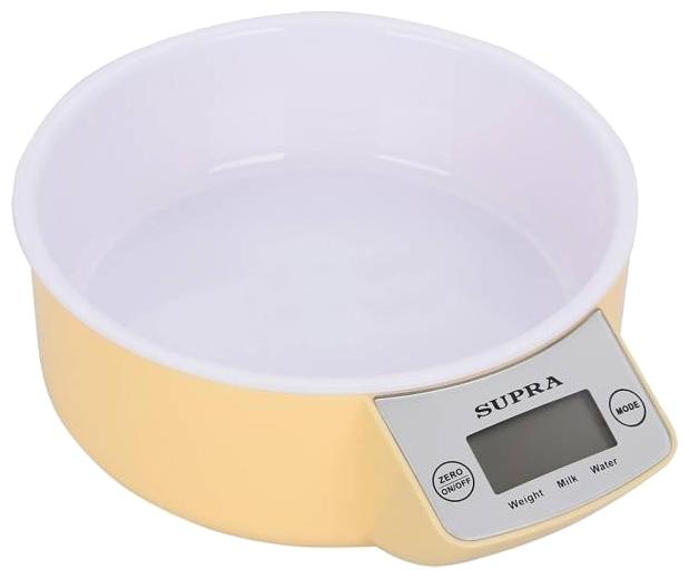 Весы кухонные Supra Real Brand Technics 520.000