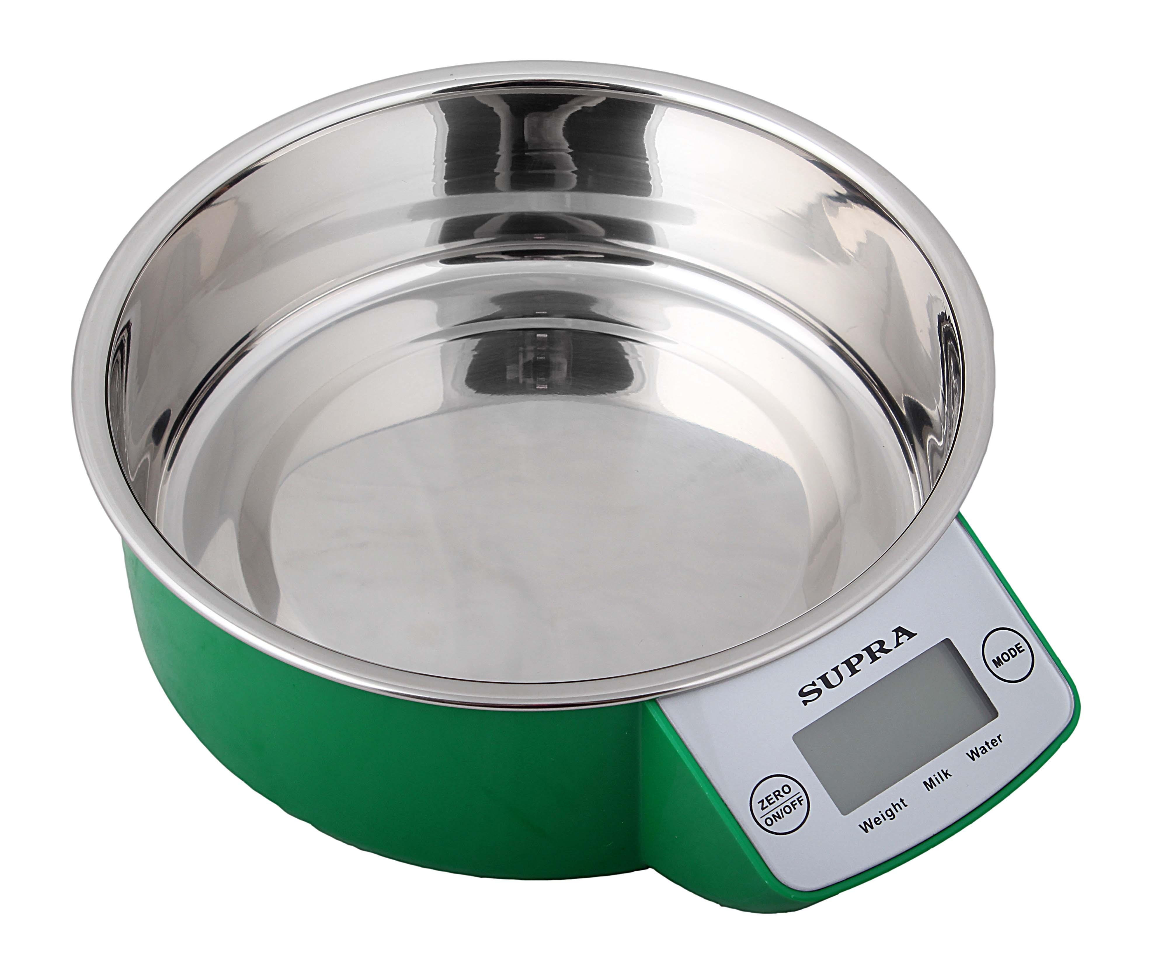Весы кухонные Supra Real Brand Technics 460.000