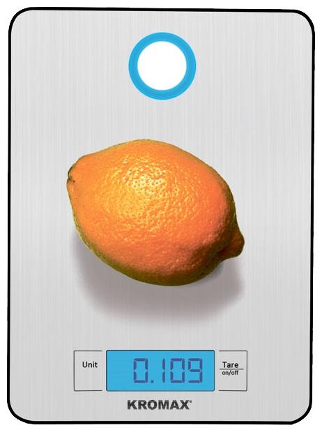Весы кухонные Kromax Real Brand Technics 520.000