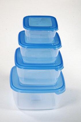 Пластиковая посуда для СВЧ Полимербыт Real Brand Technics 180.000