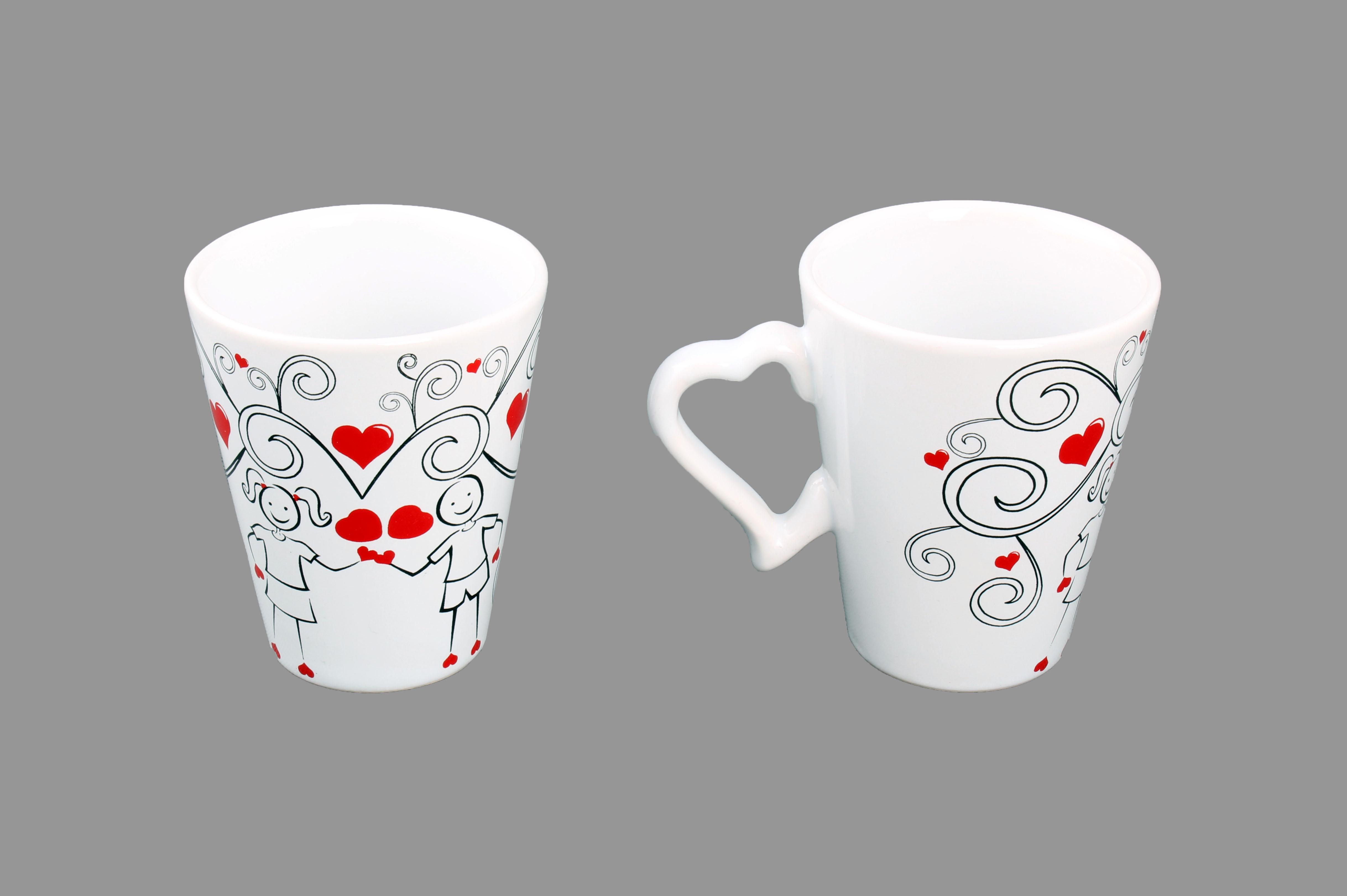 Кружки и чайные пары Keramika Real Brand Technics 199.000