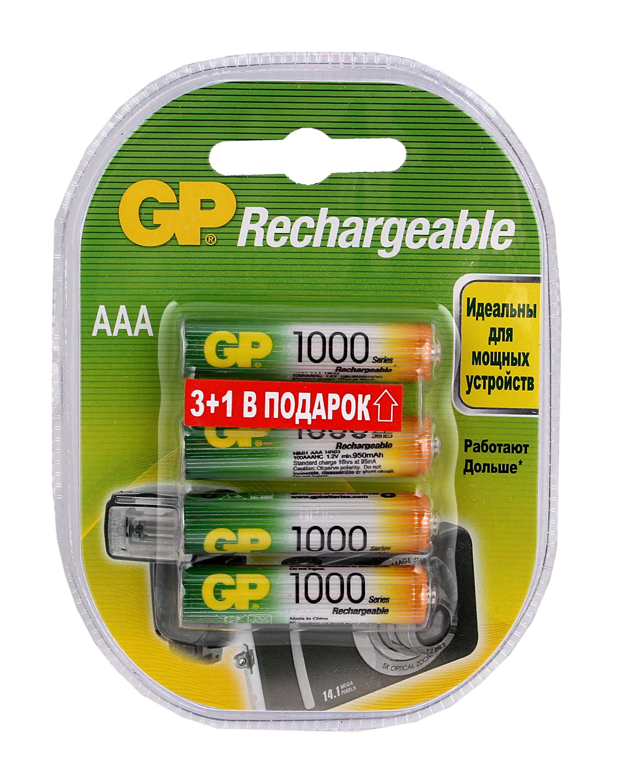 Аккумуляторы Gp Real Brand Technics 474.000