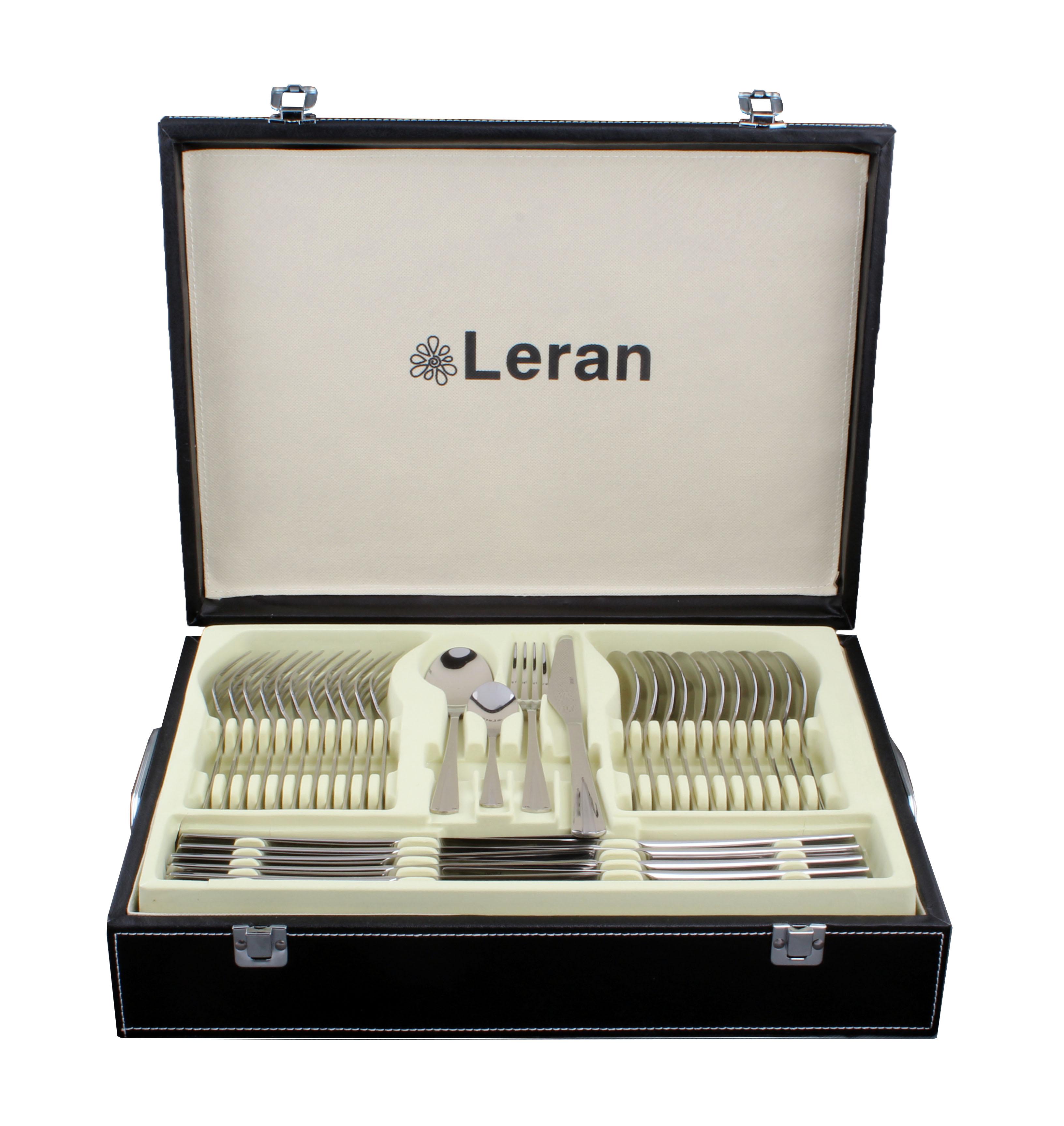 Наборы столовых приборов Leran Real Brand Technics 3999.000