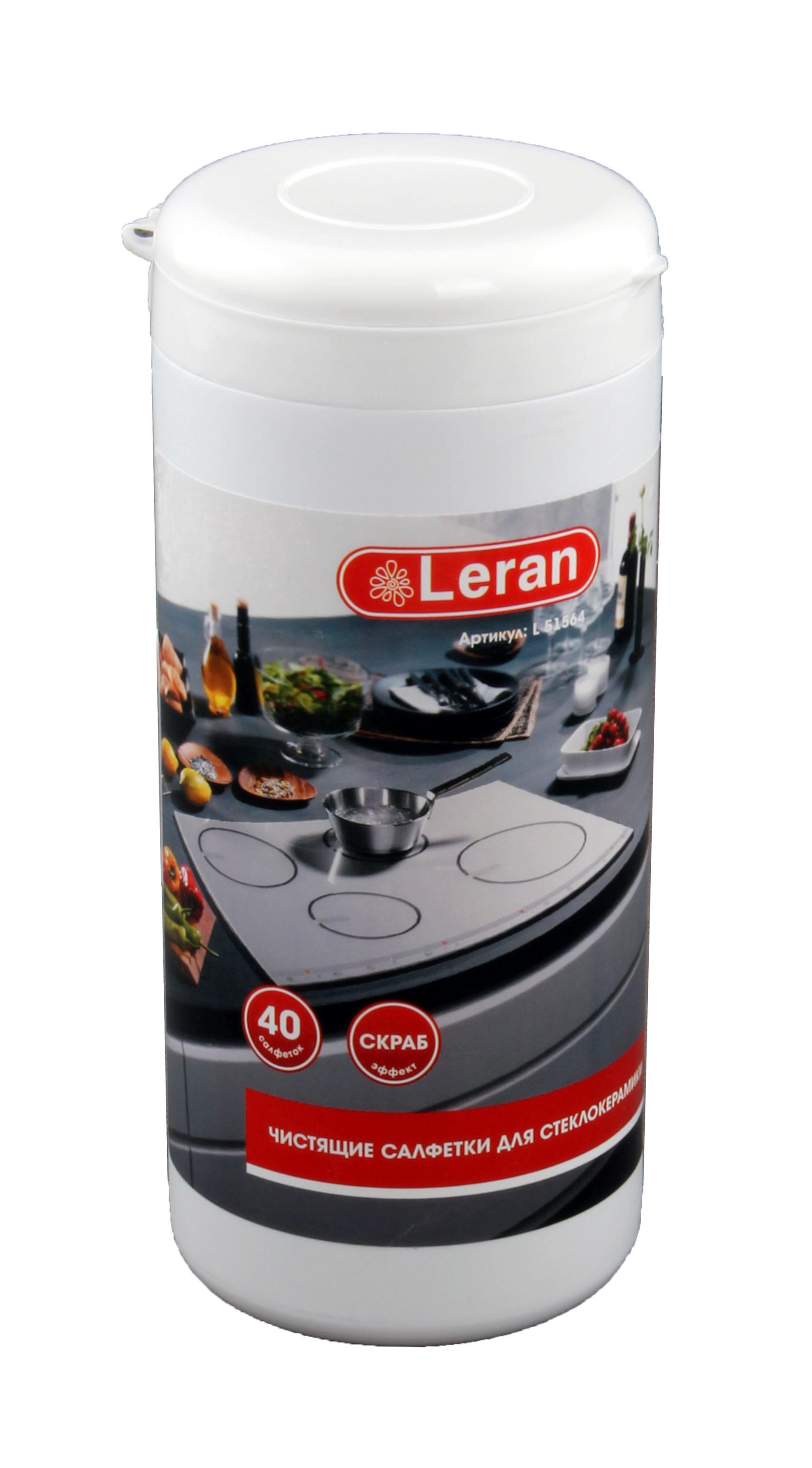 Чистящие средства для плит Leran Real Brand Technics 49.000