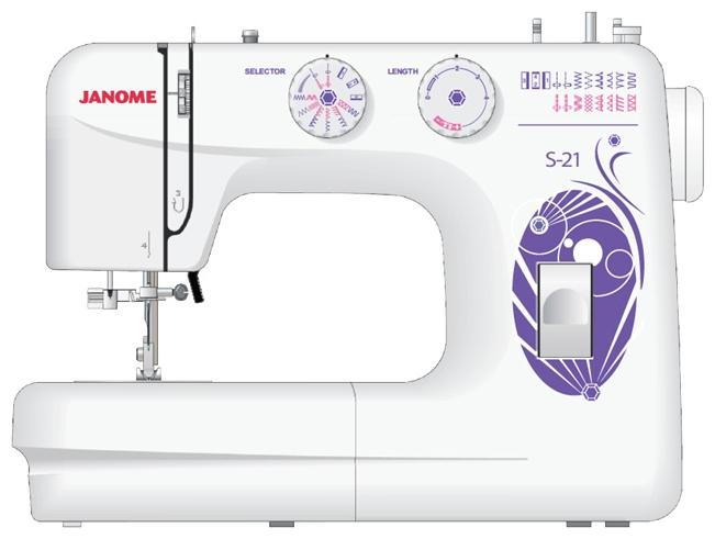 Швейные машины Janome Real Brand Technics 4580.000