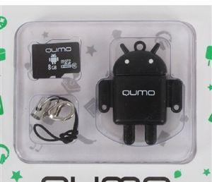 Карта памяти Qumo Real Brand Technics 522.000
