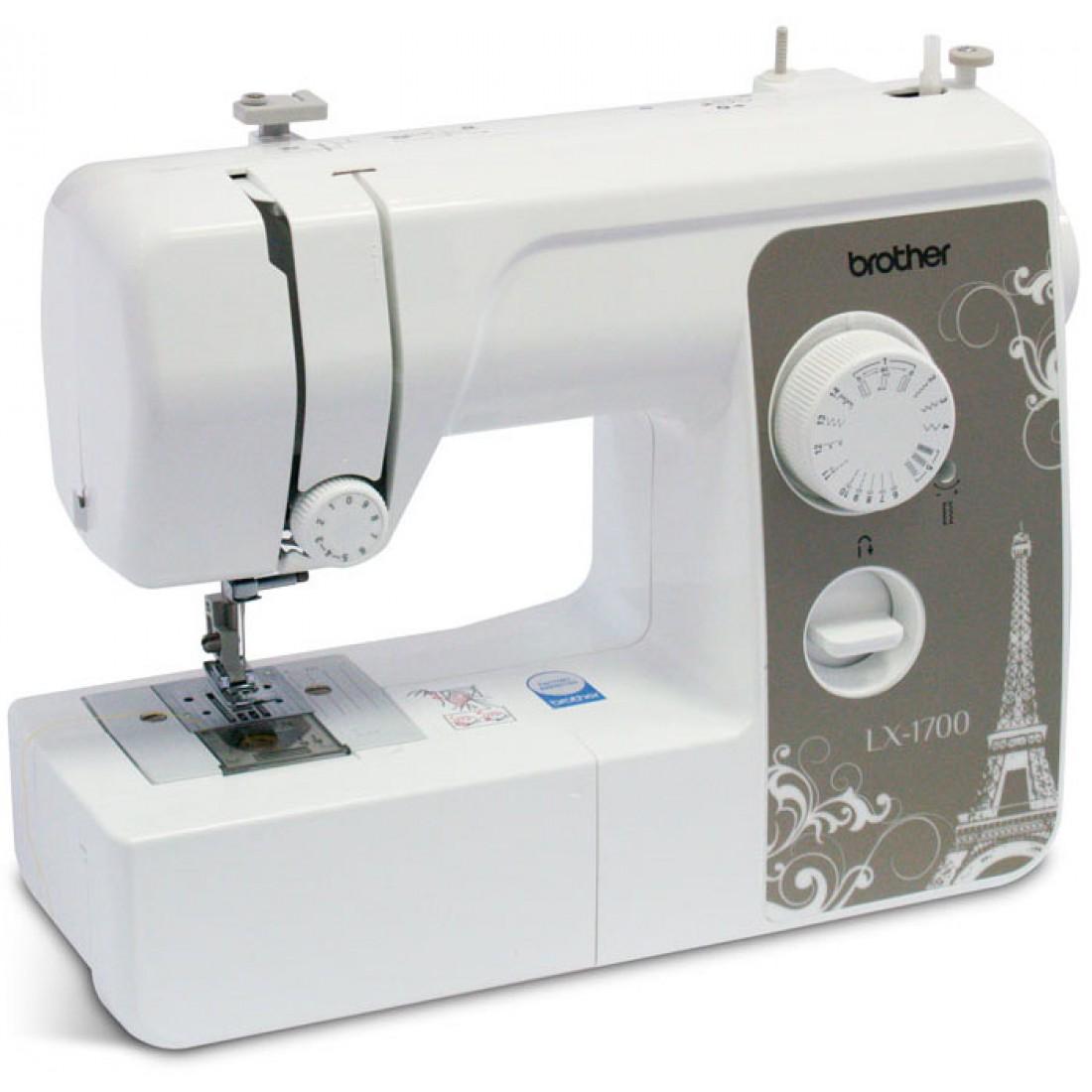 Швейные машины Brother Real Brand Technics