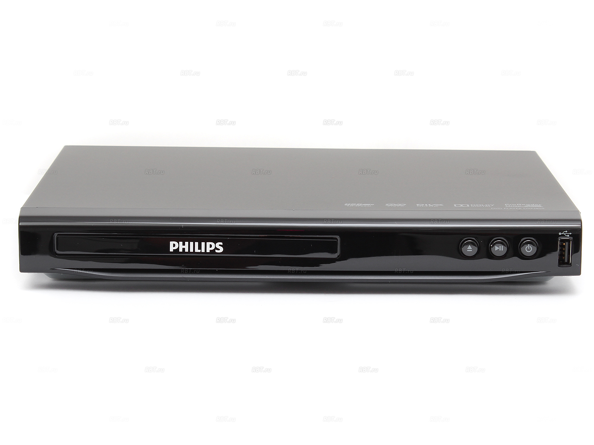 DVD-плеер Philips