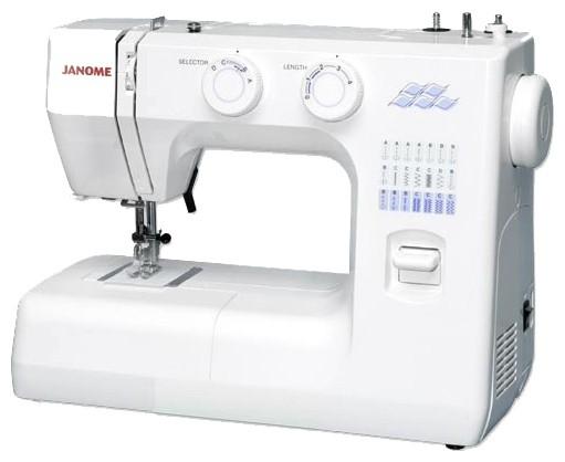 Швейные машины Janome Real Brand Technics 4720.000