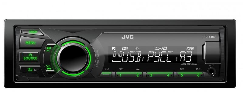 Автомагнитола Jvc Real Brand Technics 1990.000