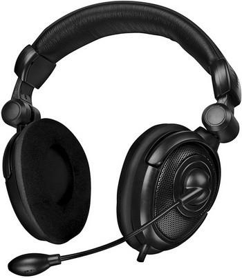 Наушники с микрофоном Speedlink Real Brand Technics 1416.000